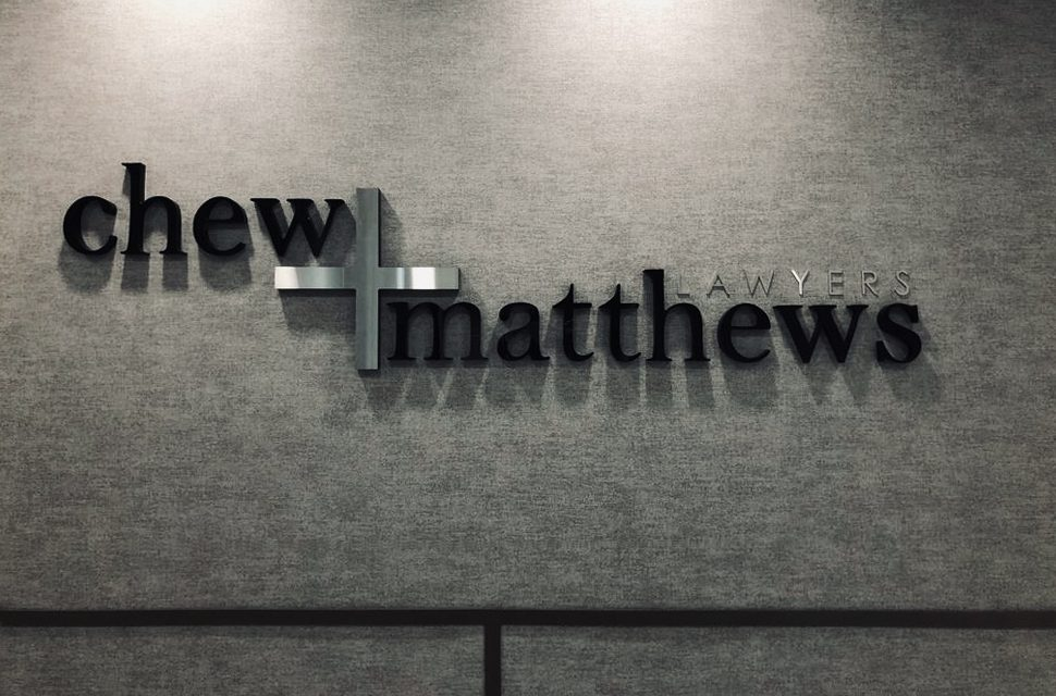Chew + Matthews