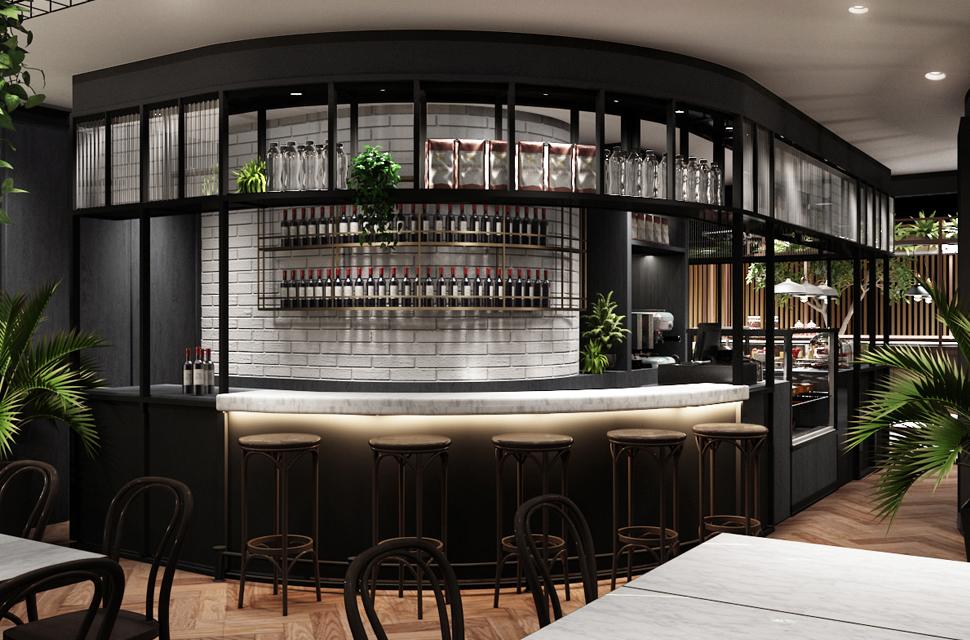 Natalina's Restaurant + Franks Bar